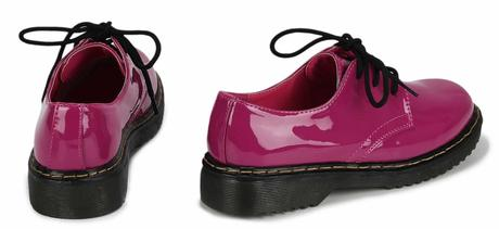 NOVINKA - modré šněrovací mokasíny, boty do práce, 38