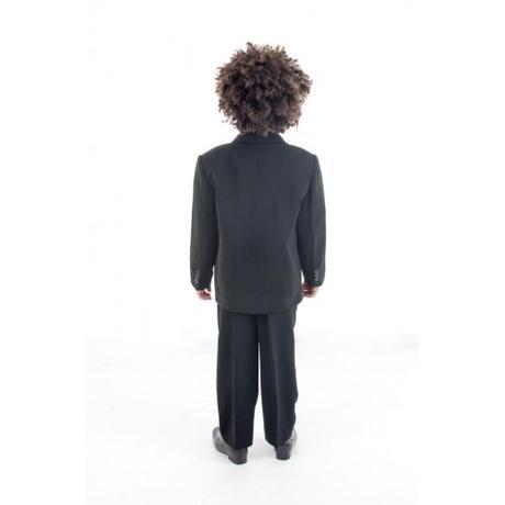 NOVINKA - oblek pro chlapce, burgundy, frak, 56
