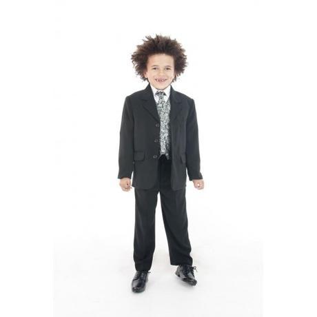 NOVINKA - oblek pro chlapce k prodeji, frak, 104