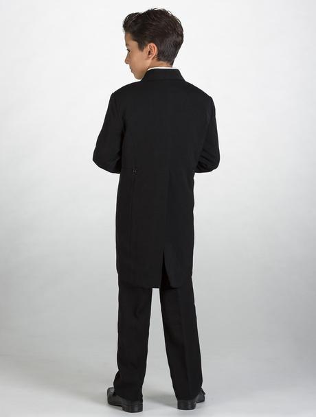 NOVINKA - oblek pro chlapce k prodeji, frak, 116