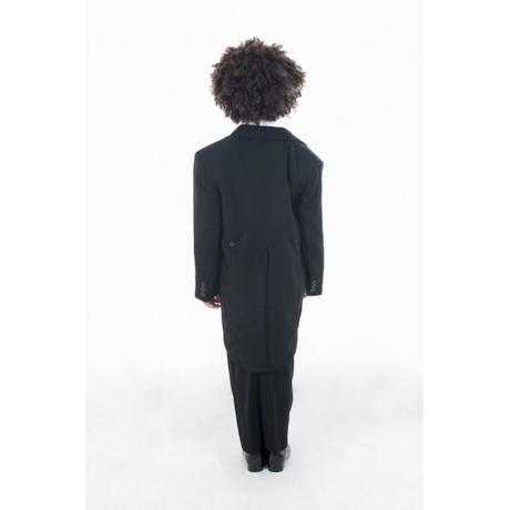 NOVINKA - oblek pro chlapce k prodeji, frak, 152