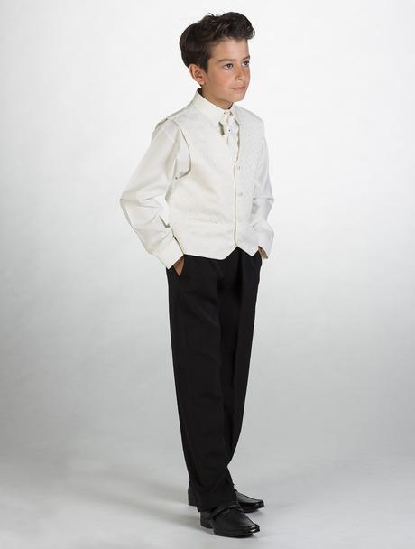 NOVINKA - oblek pro chlapce k prodeji, i se sakem, 128