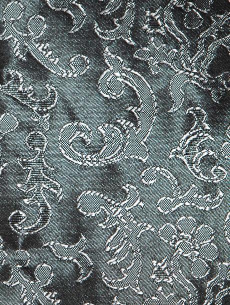 NOVINKA - oblek pro chlapce, stříbrný, sako, 68