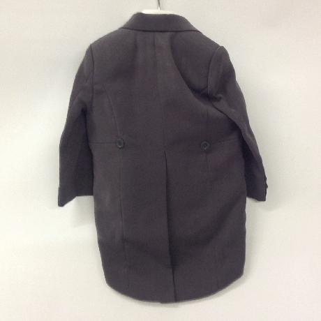 NOVINKA - oblek pro miminko k prodeji, stříbrný, 80