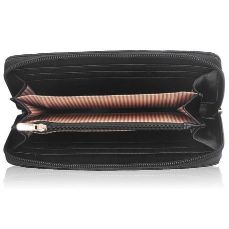 NOVINKA - retro puntíkatá peněženka,
