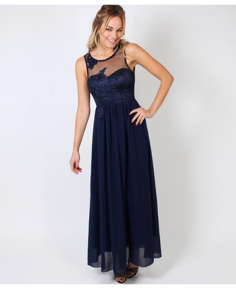 NOVINKA - šedé společenské šaty, 36-42, 40