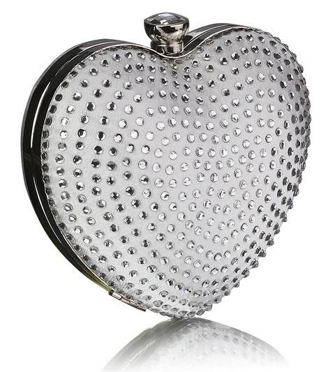 NOVINKA - srdíčko, srdcová kabelka, mini,