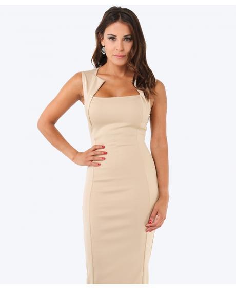 NOVINKA - stone společenské šaty, 36