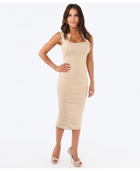 NOVINKA - stone společenské šaty, 40