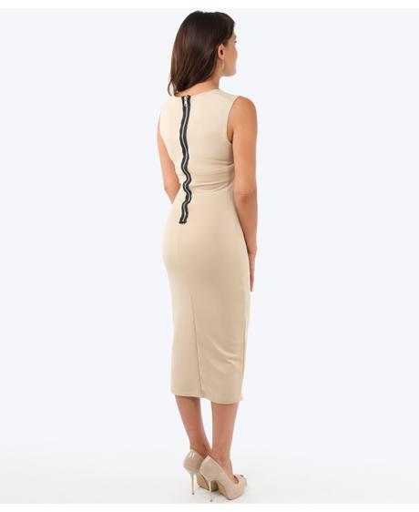 NOVINKA - stone společenské šaty, 46