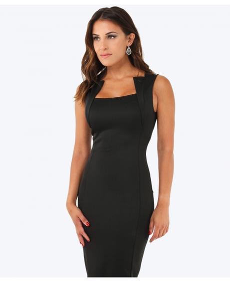 NOVINKA - tělové společenské šaty, 40