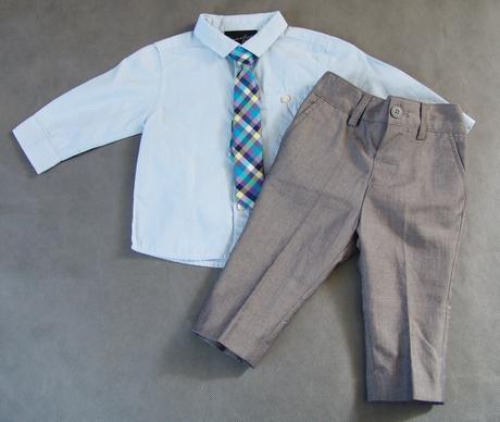 Oblek pro miminko, 6-12 měsíců, 68