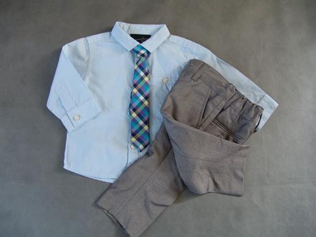 Oblek pro miminko, 6-12 měsíců, 80
