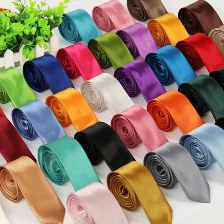 Pánské kravaty - slim - na objednávku,