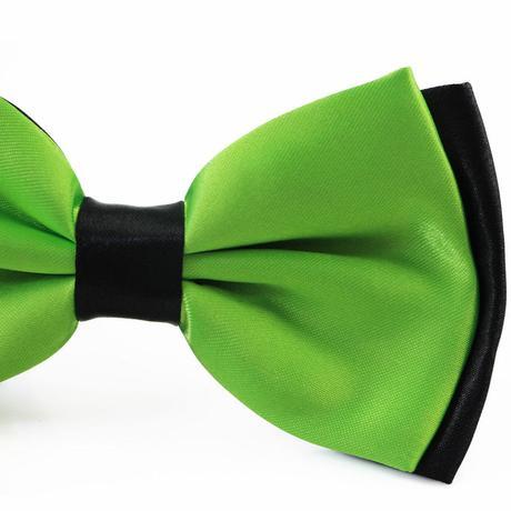 Pánský motýlek - zelený,