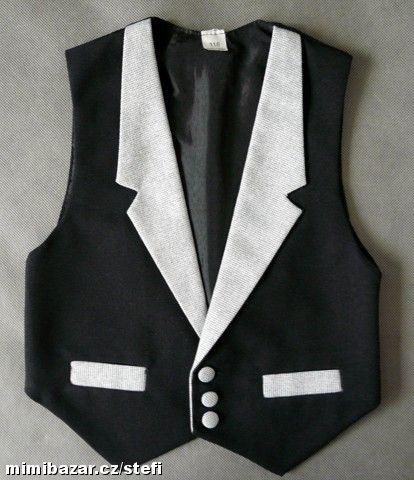 Půjčím/k prodeji dětský oblek 4-5 let, 104