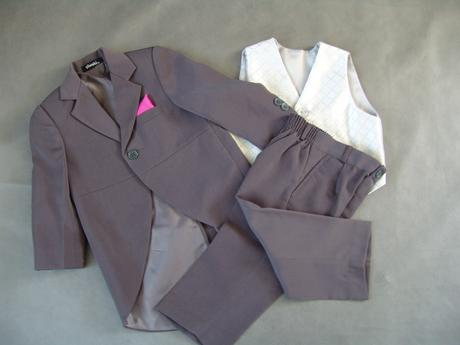 Půjčím/k prodeji oblek, frak 9-18 měsíců, 92