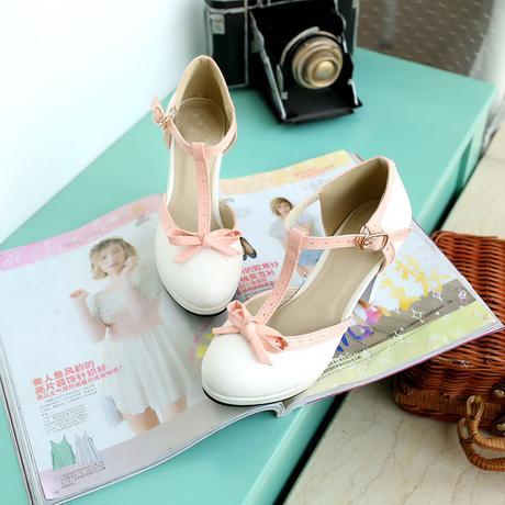 RETRO obuv - různé barvy a velikosti, styl 50.let, 41