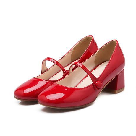 RETRO obuv - různé barvy a velikosti, styl 50.let, 34