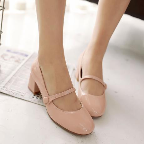 RETRO obuv - různé barvy a velikosti, styl 50.let, 36