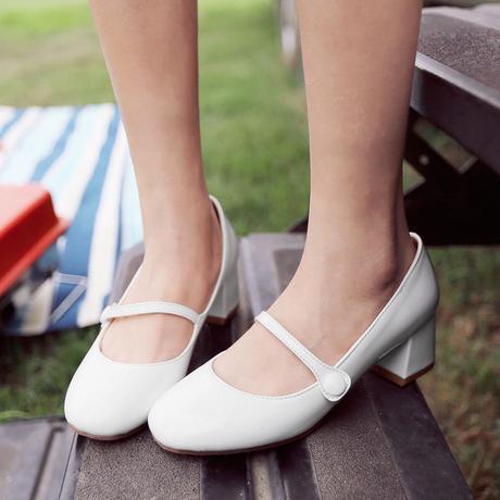 RETRO obuv - různé barvy a velikosti, styl 50.let, 39