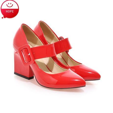 RETRO, Vintage červené lodičky -34-43- AKCE, 41