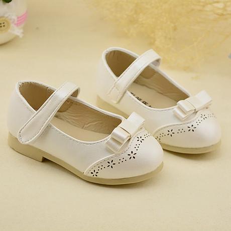 Růžové dětské boty pro družičky, 21-30, 23