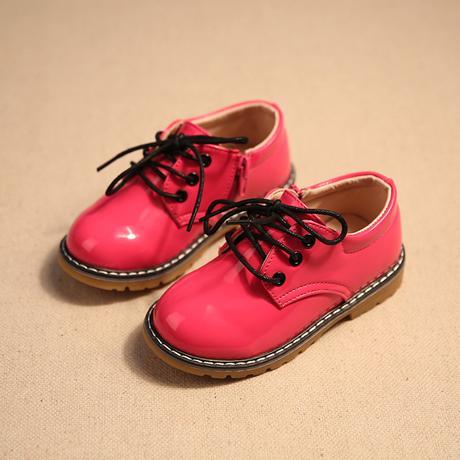 Růžové dětské chlapecké boty, 26-30, 28