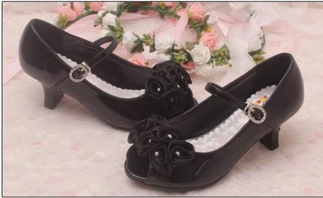 Růžové společenské sandálky pro družičky, 26-36, 34
