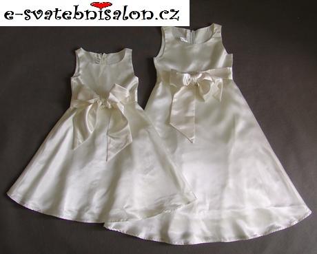 SKLADEM - šaty k zapůjčení, 1-2 a 5-6 let, 116