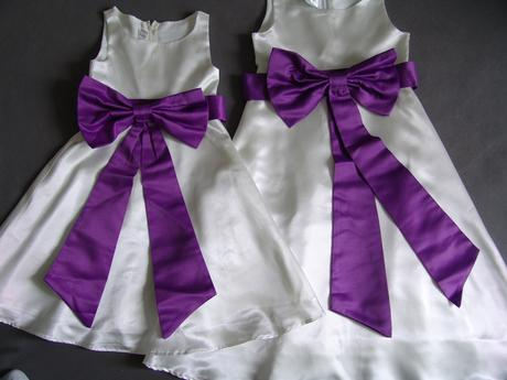 SKLADEM - šaty k zapůjčení, 1-2 a 5-6 let, 92
