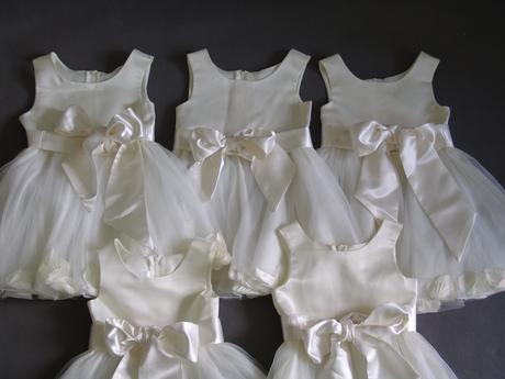 SKLADEM - šaty k zapůjčení, 1-4 roky, 86