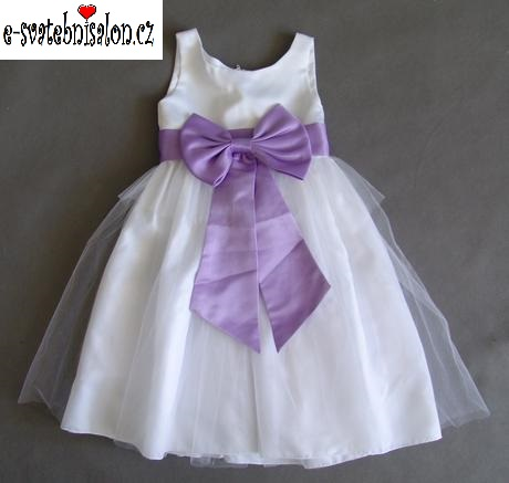 SKLADEM - šaty k zapůjčení, 2-4 roky, 98