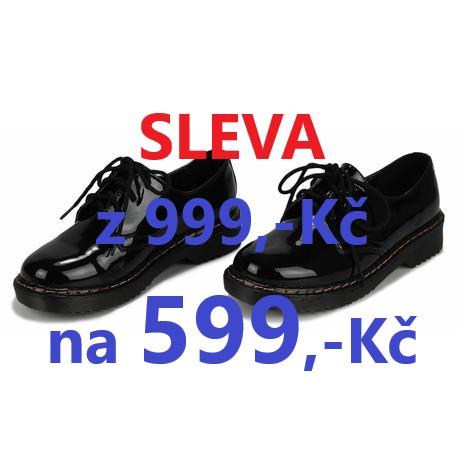 SKLADEM - SLEVA - pánské, dámské, dětské polobotky, 41