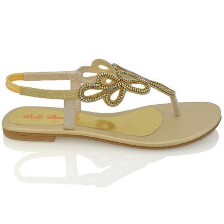 SKYLAR - svatební sandálky, 41