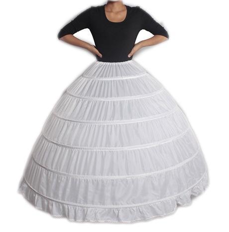 Spodnice - 6 kruhů,