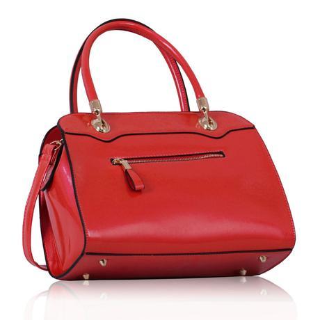 Společenská kabelka, Vánoční dárek, hnědá,