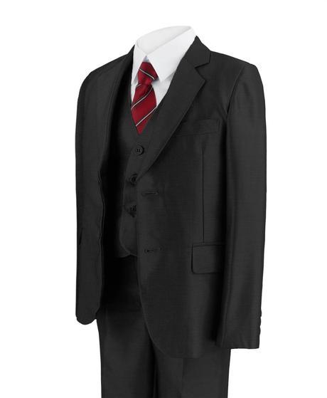 Společenský oblek 1-14 let - půjčovné, 122