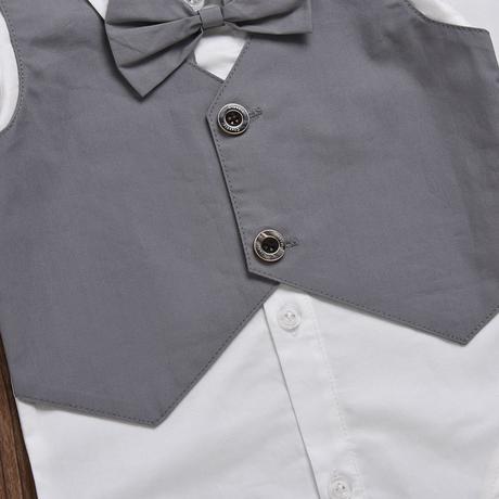Společenský, svatební oblek - k zapůjčení, 56