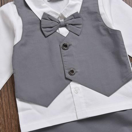 Společenský, svatební oblek - k zapůjčení, 80