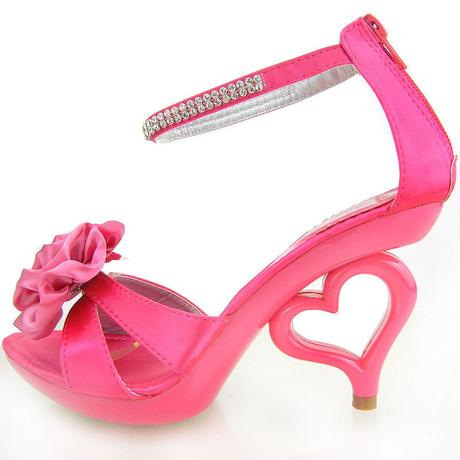 SRDCE - společenské sandálky, 35-41, 38