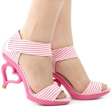 SRDCE - společenské sandálky, 35-41, 40