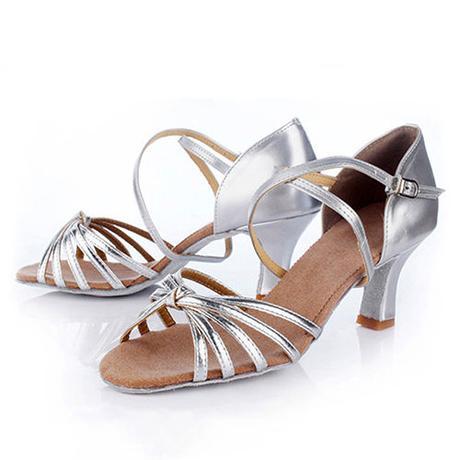 Stříbrné taneční střevíčky, 35-41, 39