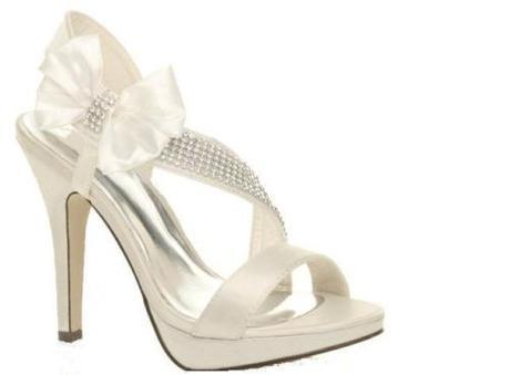 Stříbrné, zlaté společenské plesové sandálky, 36-4, 37