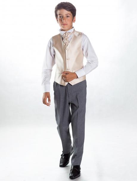 Svatební oblek, zlatá, šedá, půjčovné, všechny vel, 116