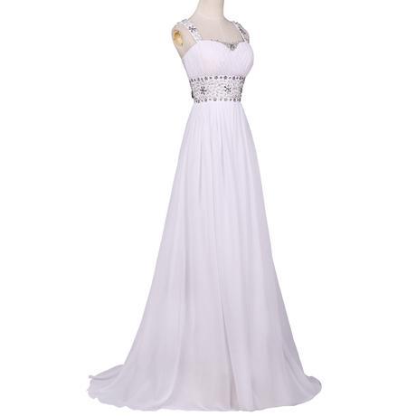 Svatební šaty, reálné foto, XS-XXL, 34