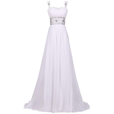 Svatební šaty, reálné foto, XS-XXL, 36