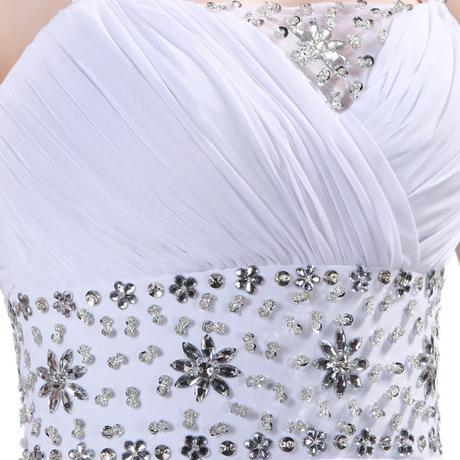 Svatební šaty, reálné foto, XS-XXL, 44