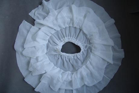 Svatební spodnička skladem, 116