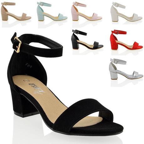 Světle modré svatební, společenské boty, 36-41, 38